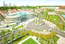 Quy hoạch khu đô thị mới Lakeview City