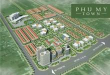 Dự Án Phú Mỹ Town – Bà Rịa Vũng Tàu