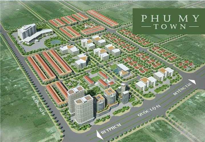 phu my town