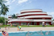 Thiết kế quy hoạch khu Sunrise Resort