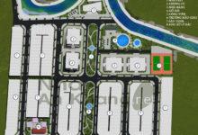 Dự án thiết kế quy hoạch khu dân cư Mỹ Toàn