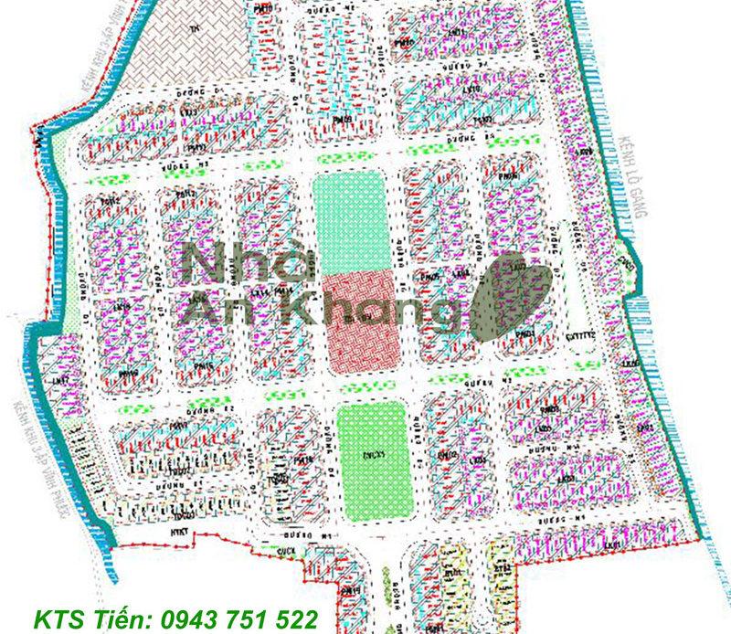thiết kế quy hoạch đô thị