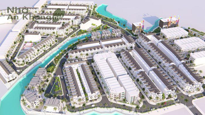 Quy hoạch khu dân cư Lê Gia Phát nhà phố liền kề