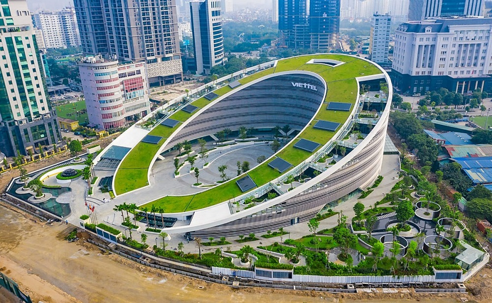 Công trình xanh là gì? Tiêu chuẩn thiết kế công trình xanh tại Việt Nam