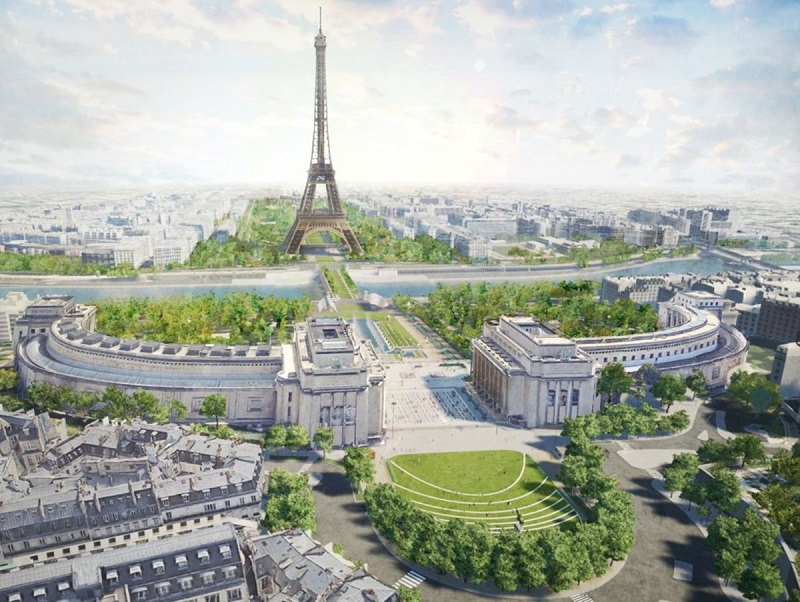 Thiết kế cảnh quan đô thị - Kiến trúc khu đô thị đẹp